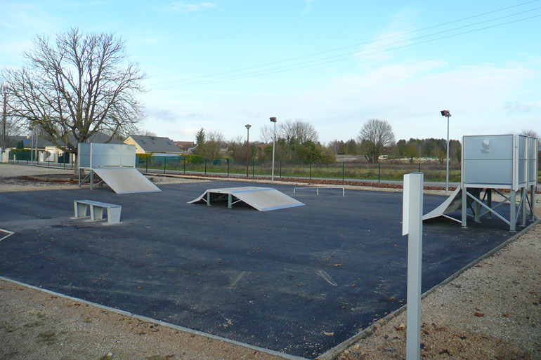 02 16 06 Realisation Skate Parc La Fere Champenoise Imajinativ