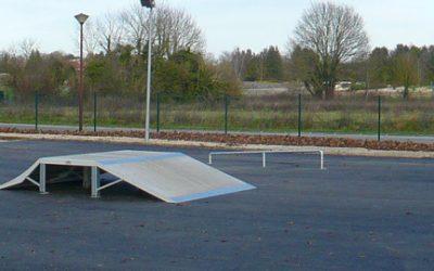 Skate Parc – La Fère-Champenoise